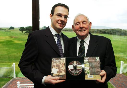 Christy O'Connor Senior Launches New Documentary about his Life & Times