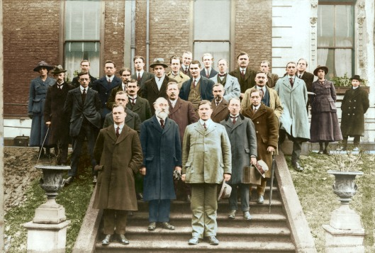 Members of the First Dail Jan 1919